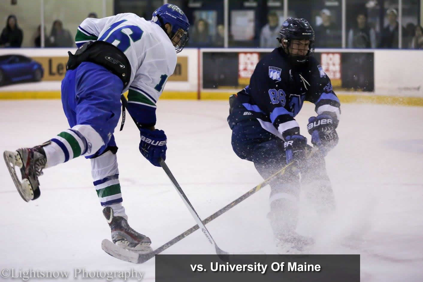 Vs. University Of Maine