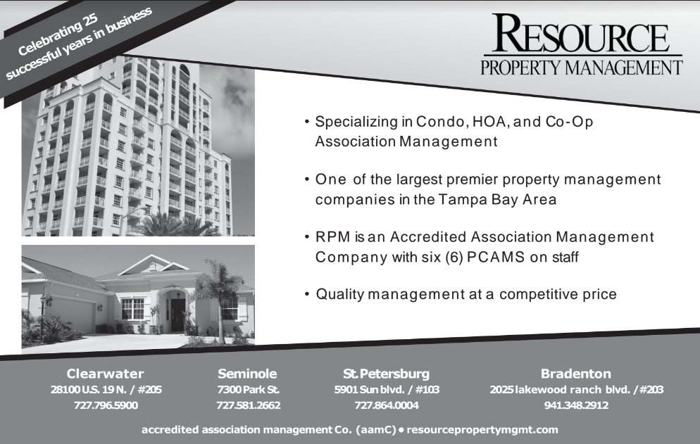 Resource Property Management