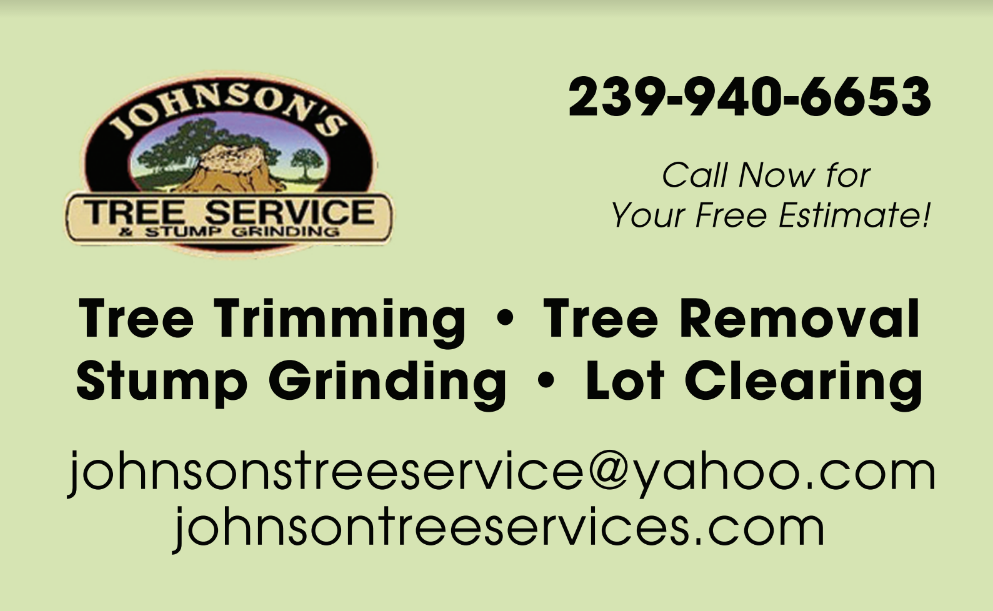 Johnson's Tree Services